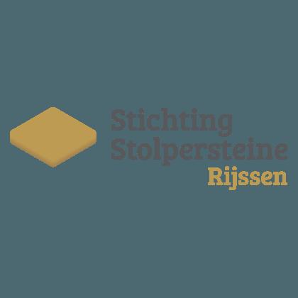 Stolpersteine Rijssen Logo
